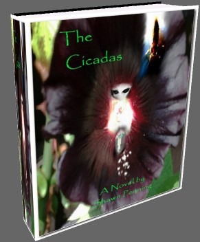 Display Larger Image of The Cicadas Cover Art by Kristine Themsen