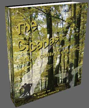 Display Larger Image of The Cicadas Cover Art by Patricia Young