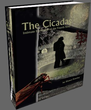 Display Larger Image of The Cicadas Cover Art by Alisa Mclaughlin